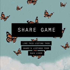 ✨ SHARE GAME ✨